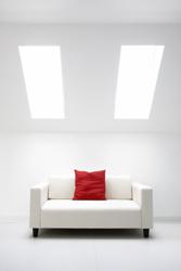 White Sofa Minimalist